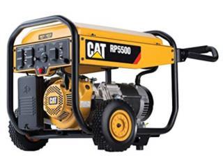 PLANTA ELECTRICA CAT 6,875/5,500 RUNNING , Mf motor import Puerto Rico