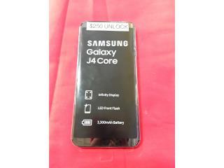 SAMSUNG GALAXY J_4 CORE, Prepaid Mobile Puerto Rico