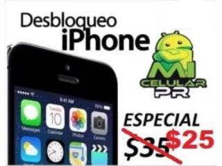 R-SIM  PARA DESBLOQUEOS DE IPHONE , MI CELULAR PR  Puerto Rico