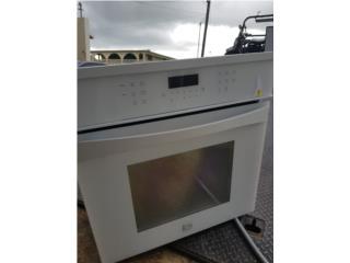 horno nuevo electrico 220v blanco, ANROD NATIONAL EXPORT INC. Puerto Rico