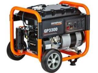 PLANTA ELECTRICA 3,300  RUNNING/WATT, Mf motor import Puerto Rico