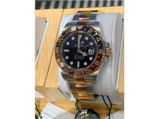 """Rolex Gmt Master """"Rootbeer"""" New , CHRONO - SHOP Puerto Rico"""