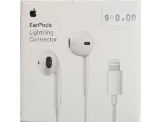 Earspods Lighting Iphone 7 y 8, Prepaid Mobile Puerto Rico