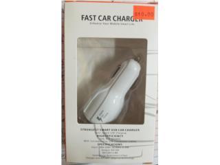 USB de carro  Fast changer !!!, Prepaid Mobile Puerto Rico