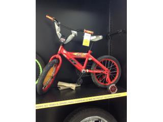 bicicleta cars nueva 12