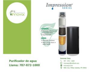 Suavizador de agua Innovac, INNOVAC Puerto Rico