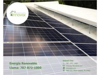 Energia Renovable, INNOVAC Puerto Rico