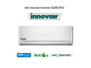 Innovair 19 seer 499.00, carlitosairconditioning Puerto Rico