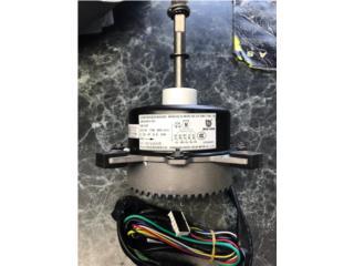 1570280205 ZWK584D01701 MOTOR A/A inverter, Josue Refrigeration, Inc. Puerto Rico
