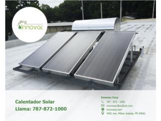 Calentador Solar Innovac , INNOVAC Puerto Rico