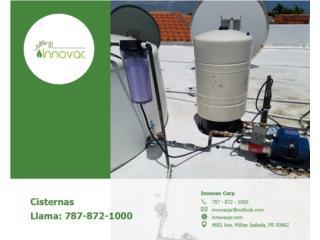 Cisterna Innovac, INNOVAC Puerto Rico
