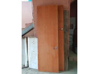2 puertas madera usadas 29 1/4 x 86, ECONO/CRISIS SOLUTIONS Puerto Rico