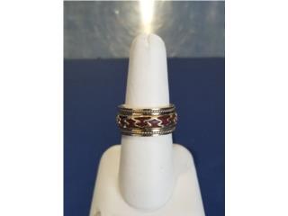 Gent's Gold Ring: 6.3Dwt 14K, Size: 8.5, La Familia Casa de Empeño y Joyería-Mayagüez 1 Puerto Rico