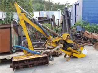 Podadora Tiger Flail Mower, CONSIGNACIONES CMA Puerto Rico