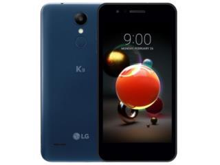 LG K9 de Claro, Cashex Puerto Rico