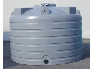 Cisterna 400 galones BAJITA - DISPONIBLE, Puerto Rico Water Puerto Rico