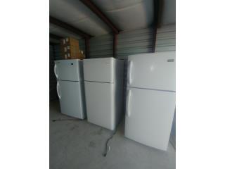 Neveras residenciales digitales y manuales, Refrigeracion AM Puerto Rico