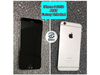 IPHONE 6 32GB - FACTORY UNLOCKED, iZone Technology San Juan Puerto Rico