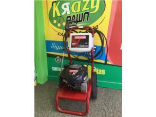 Maq. Lavar a presion Craftsman $220 OMO, Krazy Pawn Corp Puerto Rico