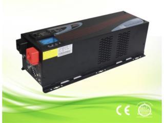 inversor 4,000 watts 120V con tranfer switch , Mundo Solar Puerto Rico