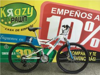Bicicleta Mongoose $140 OMO, Krazy Pawn Corp Puerto Rico
