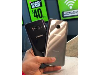 Samsung S8 Desbloqueado , Smart Solutions Repair Puerto Rico