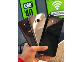 Samsung S8 Plus Desbloqueado, Smart Solutions Repair Puerto Rico