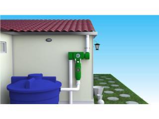 Sistema de tratado de agua de lluvia   , PowerComm, Inc 7873900191 Puerto Rico