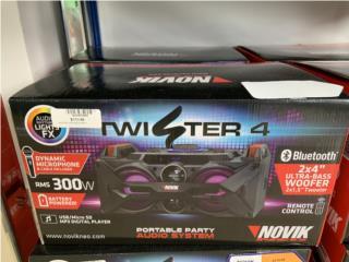 Twister Novik Wireless Speaker , La Familia Casa de Empeño y Joyería, Bayamón Puerto Rico