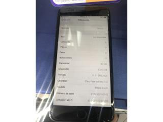IPhone 8 Pluss negro , La Familia Casa de Empeño y Joyería-Humacao Puerto Rico