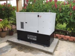 GEN ARMSTRONG DE 10, 15 ,20 Y 30 KW, CARMELO FIGUEROA SOTO Puerto Rico