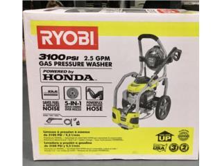 RYOBI PRESSURE WASHER 3100 MOTOR HONDA NUEVA!, La Familia Casa de Empeño y Joyería-Mayagüez 1 Puerto Rico