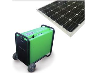 3KW SOLAR GENERATOR WOW, OneAsia Intl.  Puerto Rico