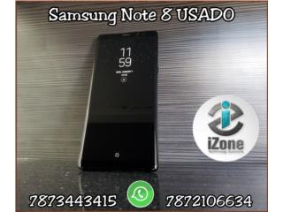 SAMSUNG NOTE 8 DESBLOQUEADO, iZone Technology San Juan Puerto Rico