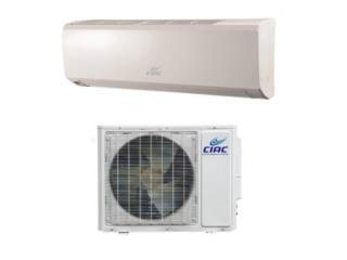 Ciac 12,000 hecha por Carrier desde $575.00, Speedy Air Conditioning Servic Puerto Rico