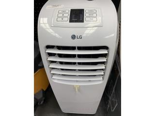 Aire portatil LG 8000, La Familia Casa de Empeño y Joyería-Humacao Puerto Rico