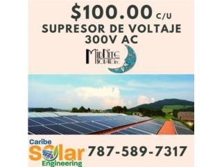 Supresor de Voltaje 300v AC Midnite Solar, Caribe Solar Engineering Puerto Rico