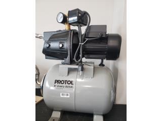 Combo Bomba 3/4 HP y Tanque presurizado 4 gls, Puerto Rico Water Puerto Rico