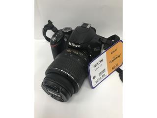 Nikon Camara D3200, La Familia Casa de Empeño y Joyería-Ponce 1 Puerto Rico