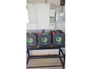 NEW SIMPLYPHI LITIO 3.5, AUTORIDAD DE ENERGIA SOLAR Puerto Rico