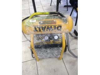 compresor de aire 200 psi DEWALT, La Familia Casa de Empeño y Joyería-Aguadilla Puerto Rico