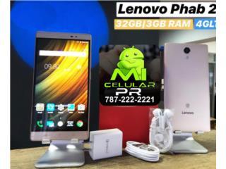 """LENOVO PHABLET NUEVO 32GB 6.4"""", MI CELULAR PR  Puerto Rico"""