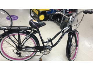 bicicleta Schwinn rosa y negra usada, La Familia Casa de Empeño y Joyería-Caguas 1 Puerto Rico