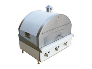 Pizza Oven, Master Chef Puerto Rico