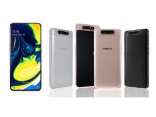 SAMSUNG GALAXY A80 DE 128GB EN $679.00, MEGA CELLULARS INC. Puerto Rico