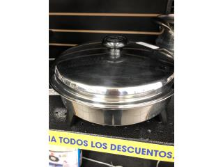 Sartén eléctrico , La Familia Casa de Empeño y Joyería-Humacao Puerto Rico