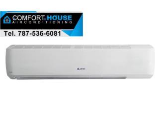 36,000btu 18seer Airmax fabricado por Gree , Comfort House Air Conditioning Puerto Rico