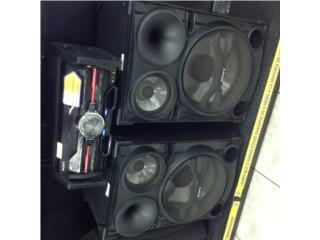 Sistema stereo Sony, La Familia Casa de Empeño y Joyería-Aguadilla Puerto Rico