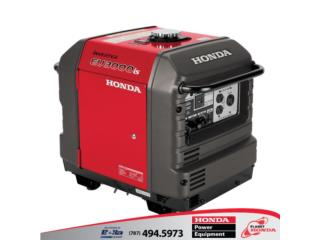 Carolina - Isla Verde Puerto Rico Selladores Techo, GENERADOR HONDA EU 3000IS INVERTER