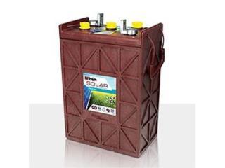 Arecibo Puerto Rico Calentadores de Agua, Bateria Trojan 6V SPRE 415 amp L16 especial